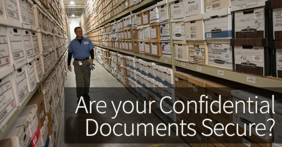 keeping documents secure