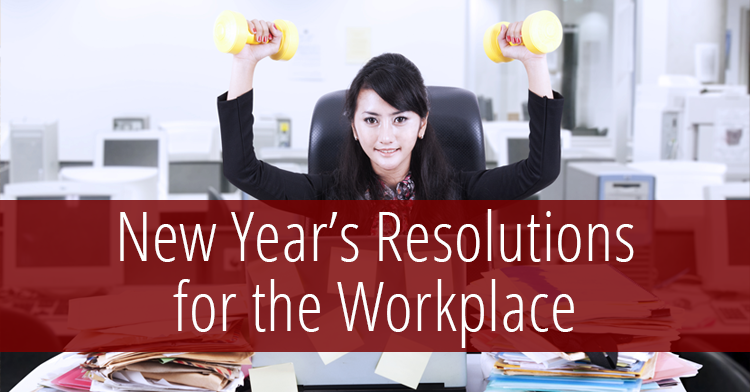 new years resolutions for the office