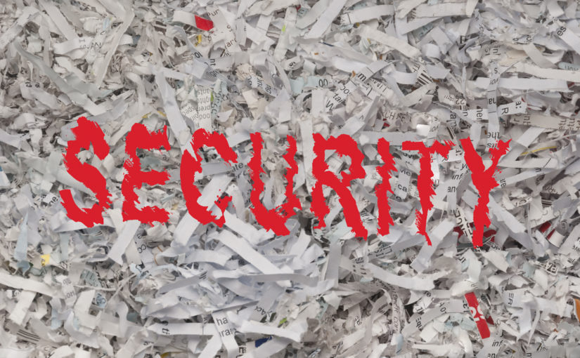 A Simple Guide to Understanding Shredder Security Levels