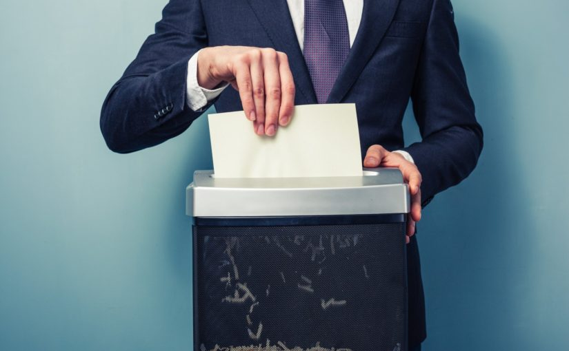 Shredding Paper: 5 Common Paper Shredding Mistakes to Avoid