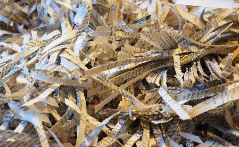 5 Common Paper Shredding Myths Businesses Believe